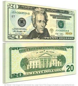 dolar, amerykańska waluta, kurs dolara USD/PLN