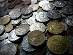popularne waluty, monety