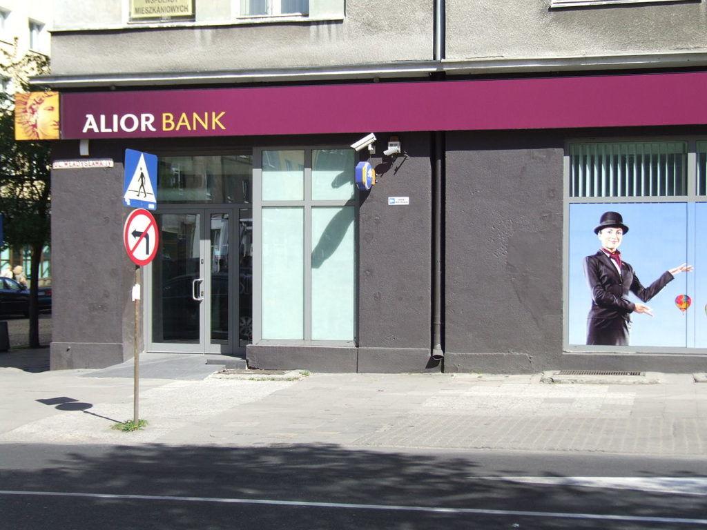 Alior Bank ulica Władysława IV Gdynia