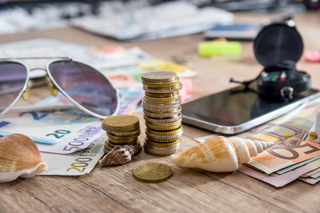 Finanse podczas podróży