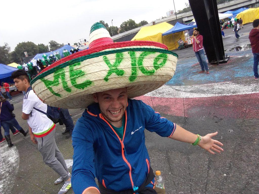 Sombrero, Meksyk