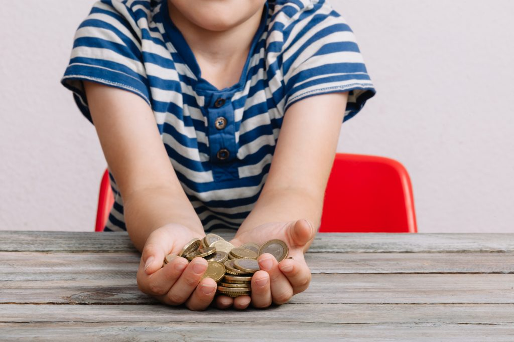 Edukacja finansowa dziecka