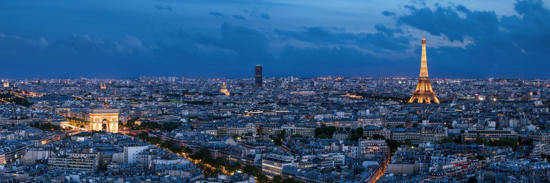 Paryż wymiana walut