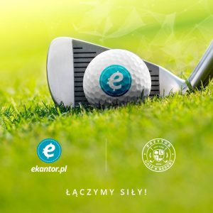 Ekantor.pl partnerem Driving Range w Przytok Golf & Resort