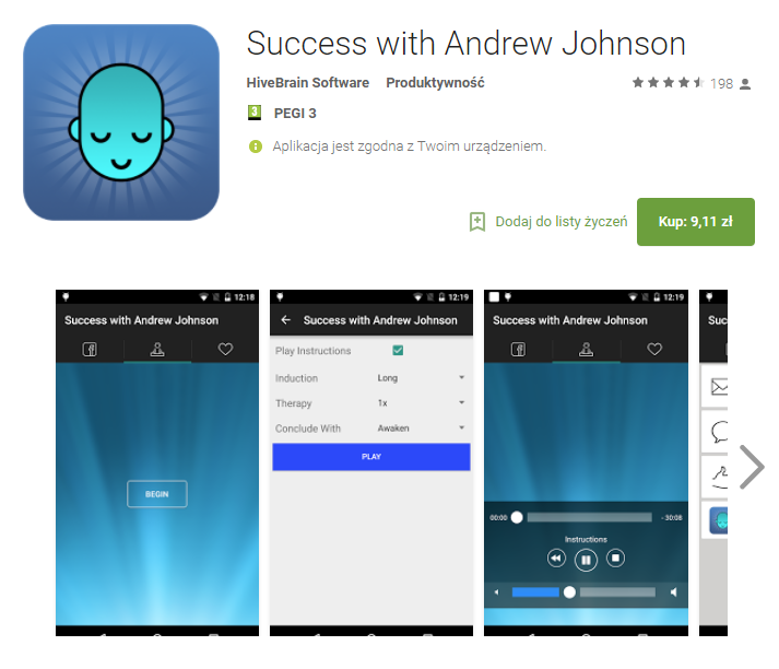 Success whit Andrew Johnson