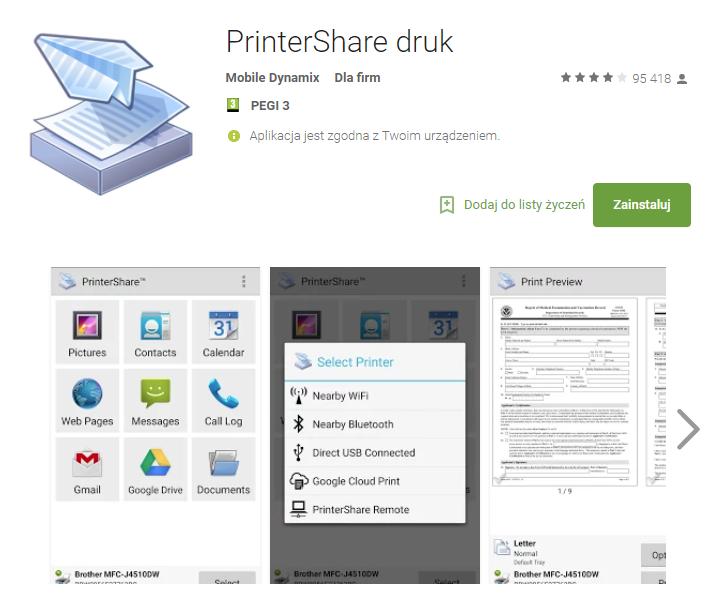 PinterShare, aplikacja, biznes, Ekantor.pl