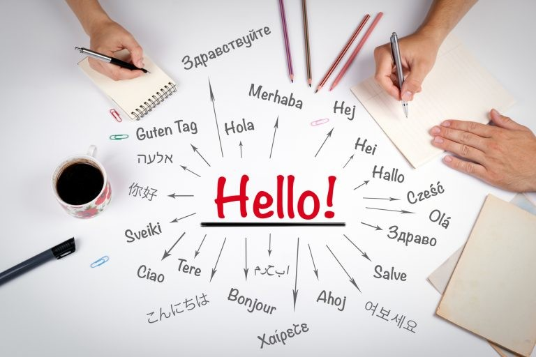 Nauka języków obcych Smartfon, Android
