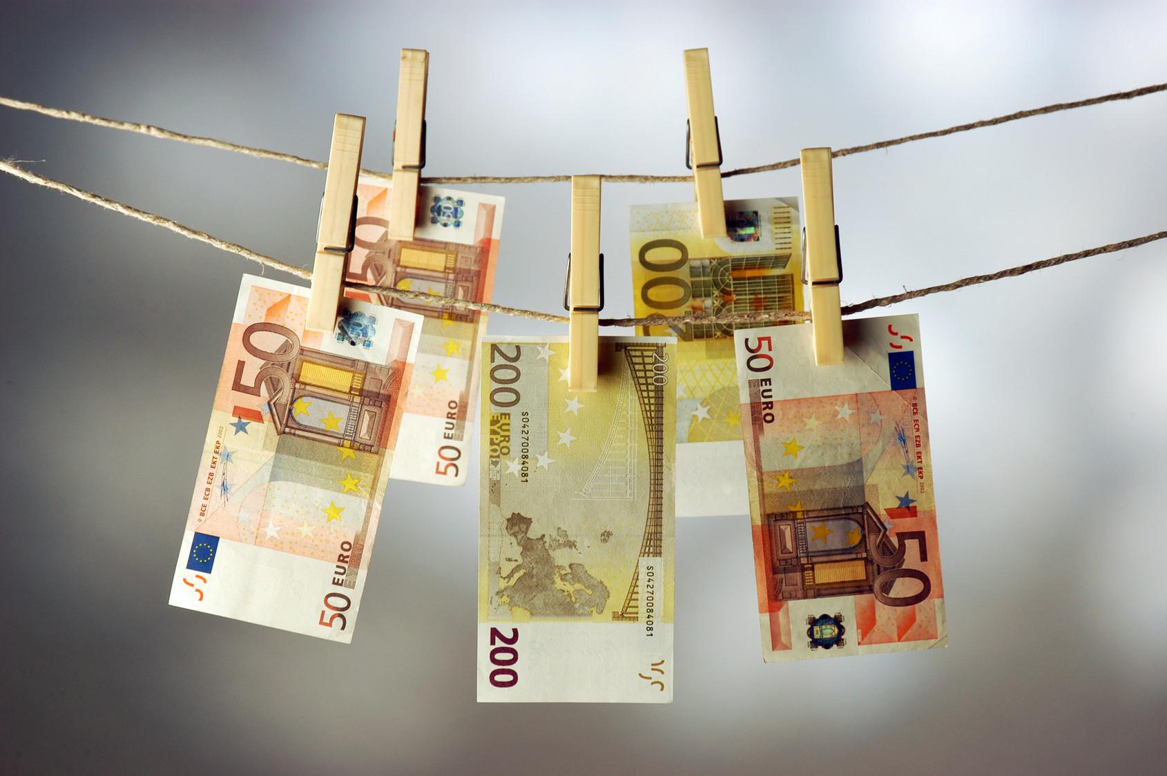 pieniądze, gotówka, euro
