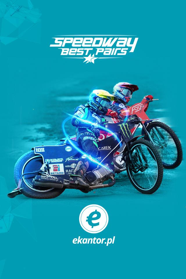 Speedway Best Pairs - Ekantor.pl Team - kantor interntowy - SBP 2018 - Onesport