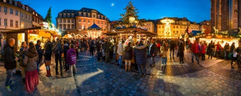 weihnachtsmarkt - jak oszczedzać na jarmarkach bożonarodzeniowych?