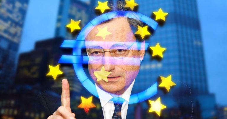 Mario Draghi, prezes ECB, Europejski Bank Centralny, Ekantor.pl