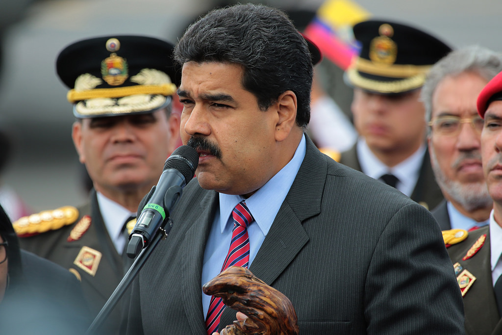 Nicolás Maduro, Wenezuela, kryptowaluta