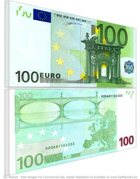100 euro, euro, EUR, kurs euro, wymiana euro, sprzedaż euro, kupno euro, Ekantor.pl