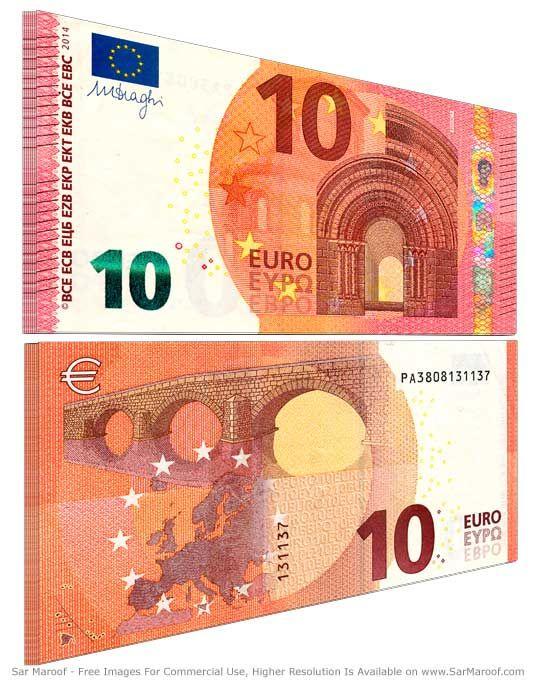 10 euro, euro, EUR, kurs euro, wymiana euro, sprzedaż euro, kupno euro, Ekantor.pl