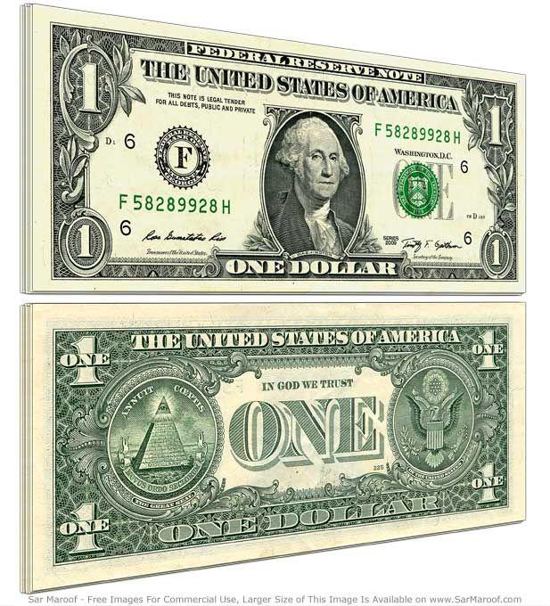 1 dolar, dolar, dolar amerykański, USD, wymiana dolara, kurs dolara, sprzedaż dolara, dolar kupno, Ekantor.pl