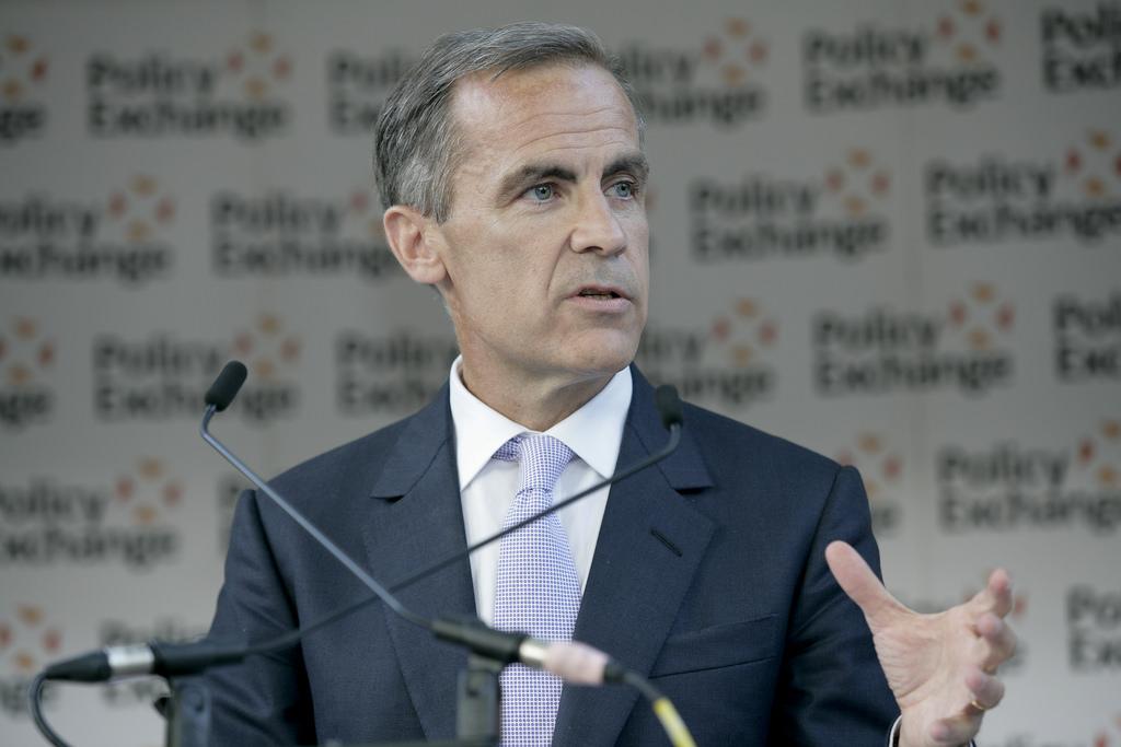 Bank of England, BoE, Mark Carney, Ekantor.pl
