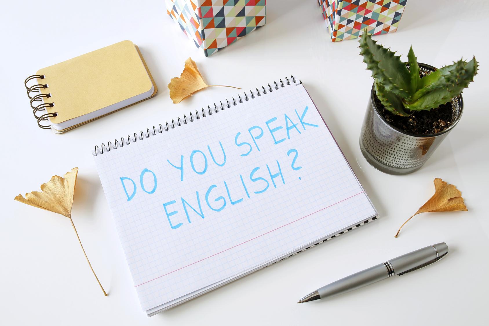 nauka języka, języki, język angielski, jak nauczyć się angielskiego, podróż, wyjazd, wymiana walut, Ekantor.pl