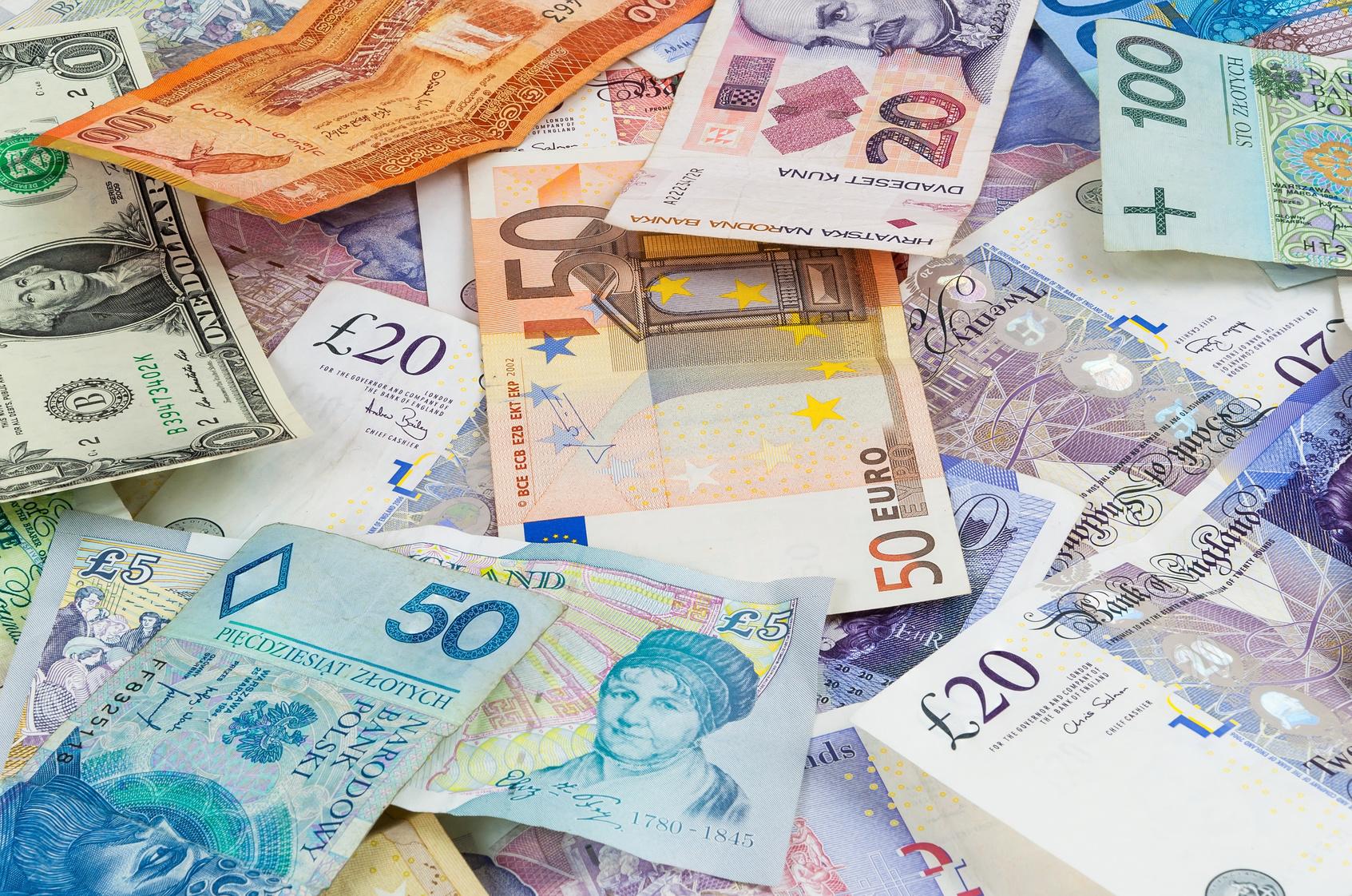 waluty, kurs walut, strefa euro, podróż, wyjazd, Ekantor.pl
