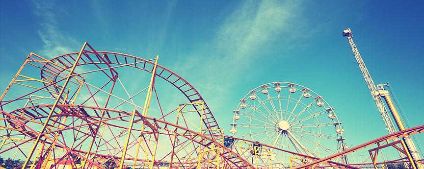 parki rozrywki, lunapark, park rozrywki, Europa-Park, Disneyland, roller coaster, Ekantor.pl