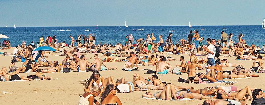 plaża, morze, wakacje, urlop, podróże, Ekantor.pl