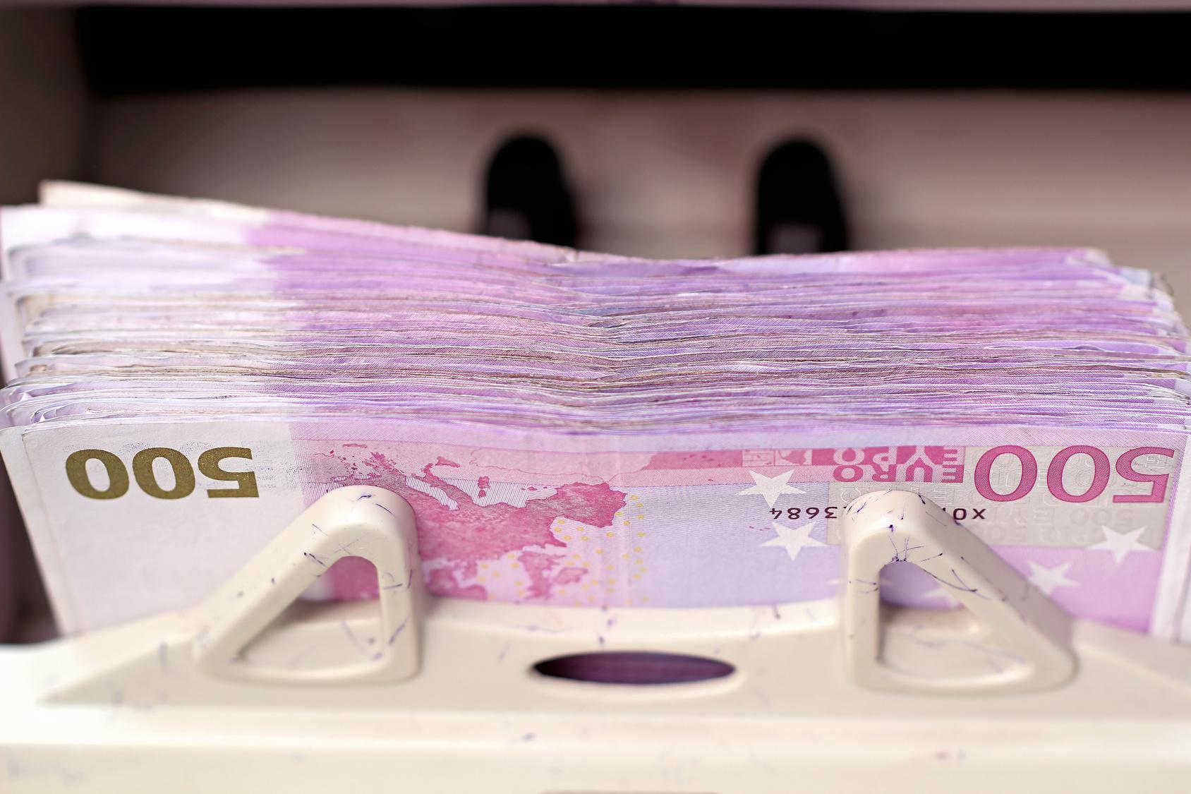 euro, ECB, Europejski Bank Centralny, program QE, kantor internetowy, wymiana walut, Ekantor.pl