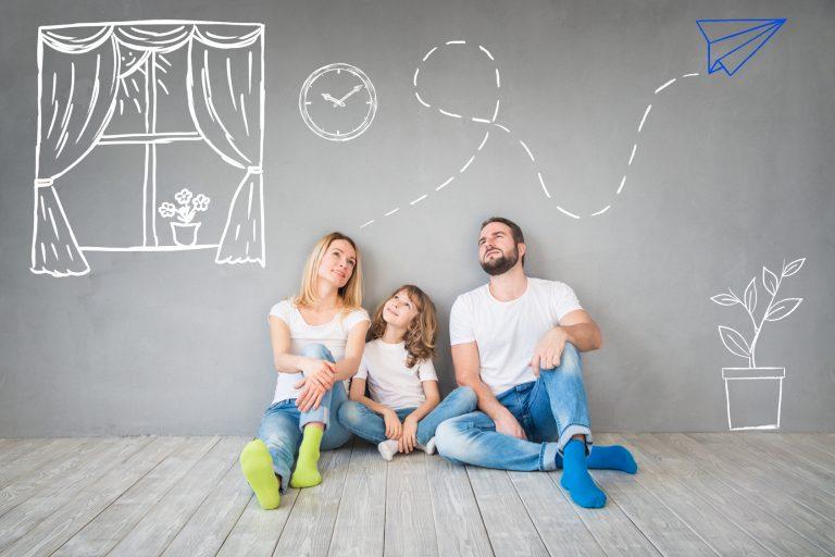 dom, kredyt, kredyt na mieszkanie, kredyt hipoteczny, hipoteka, jak wziąć kredyt, wymiana walut, Ekantor.pl
