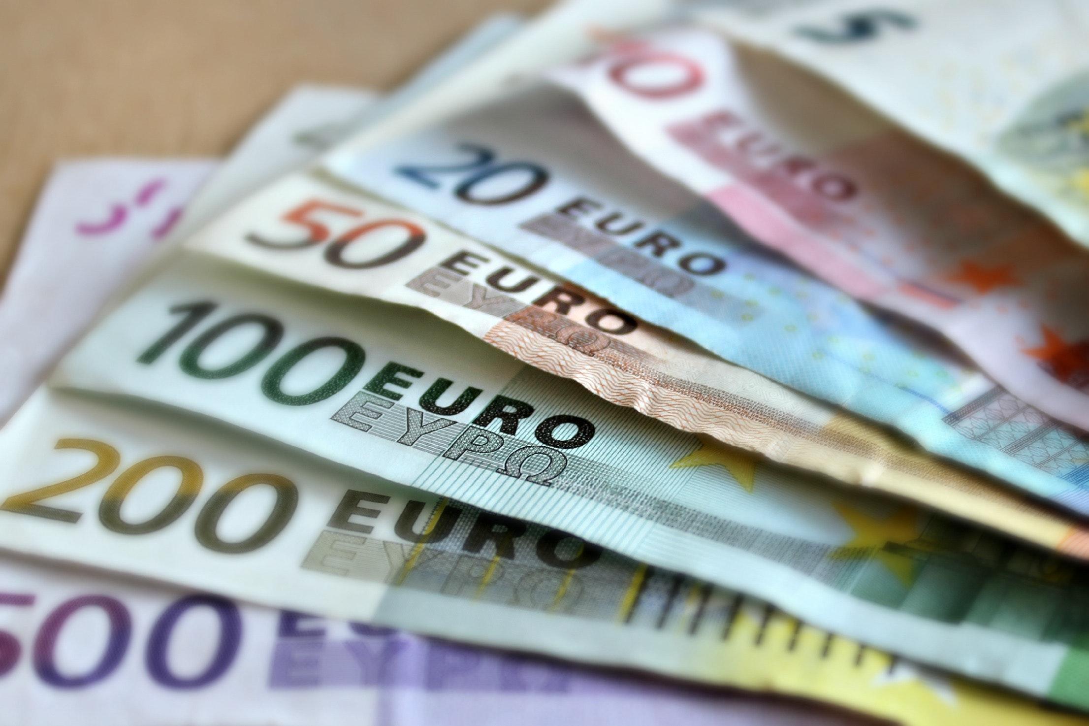 euro, waluty, kurs euro, EUR, wymiana walut, Ekantor.pl