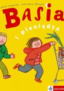 Basia i pieniądze, książka dla dzieci, nauka, literatura dziecięca, edukacja finansowa, Ekantor.pl