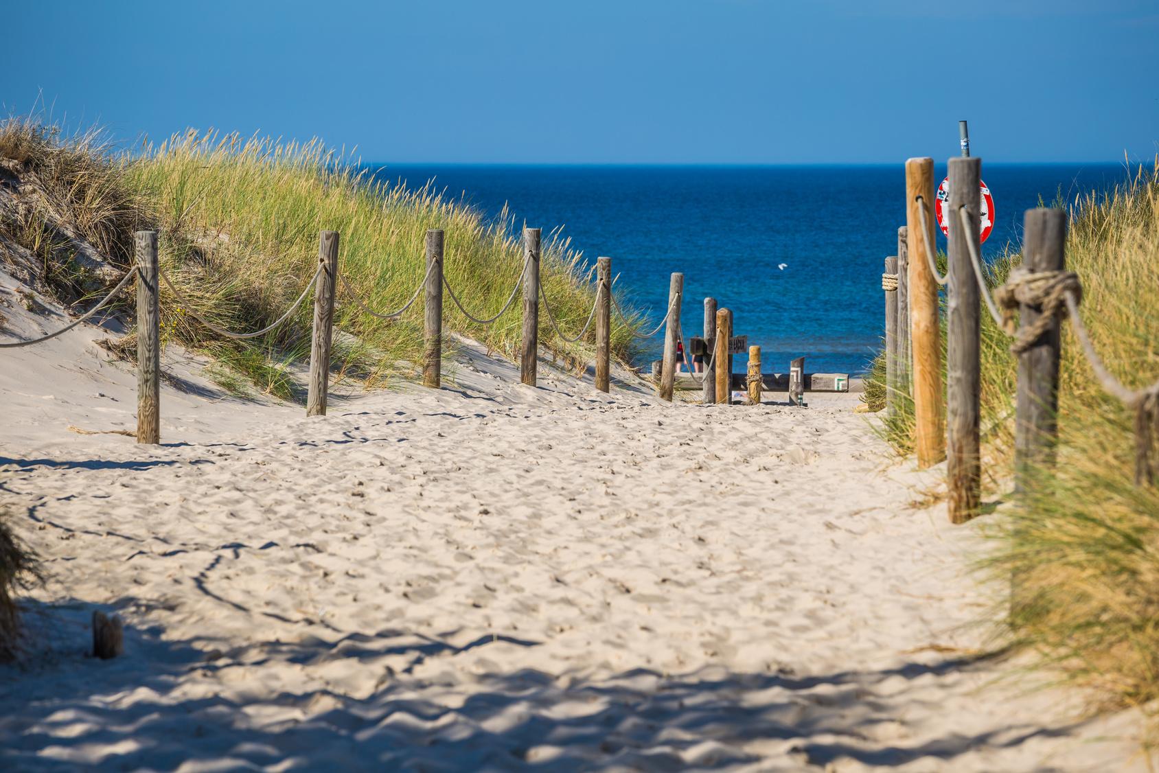 plaża, morze, Bałtyk, Polska, podróż, urlop, wakacje, Ekantor.pl
