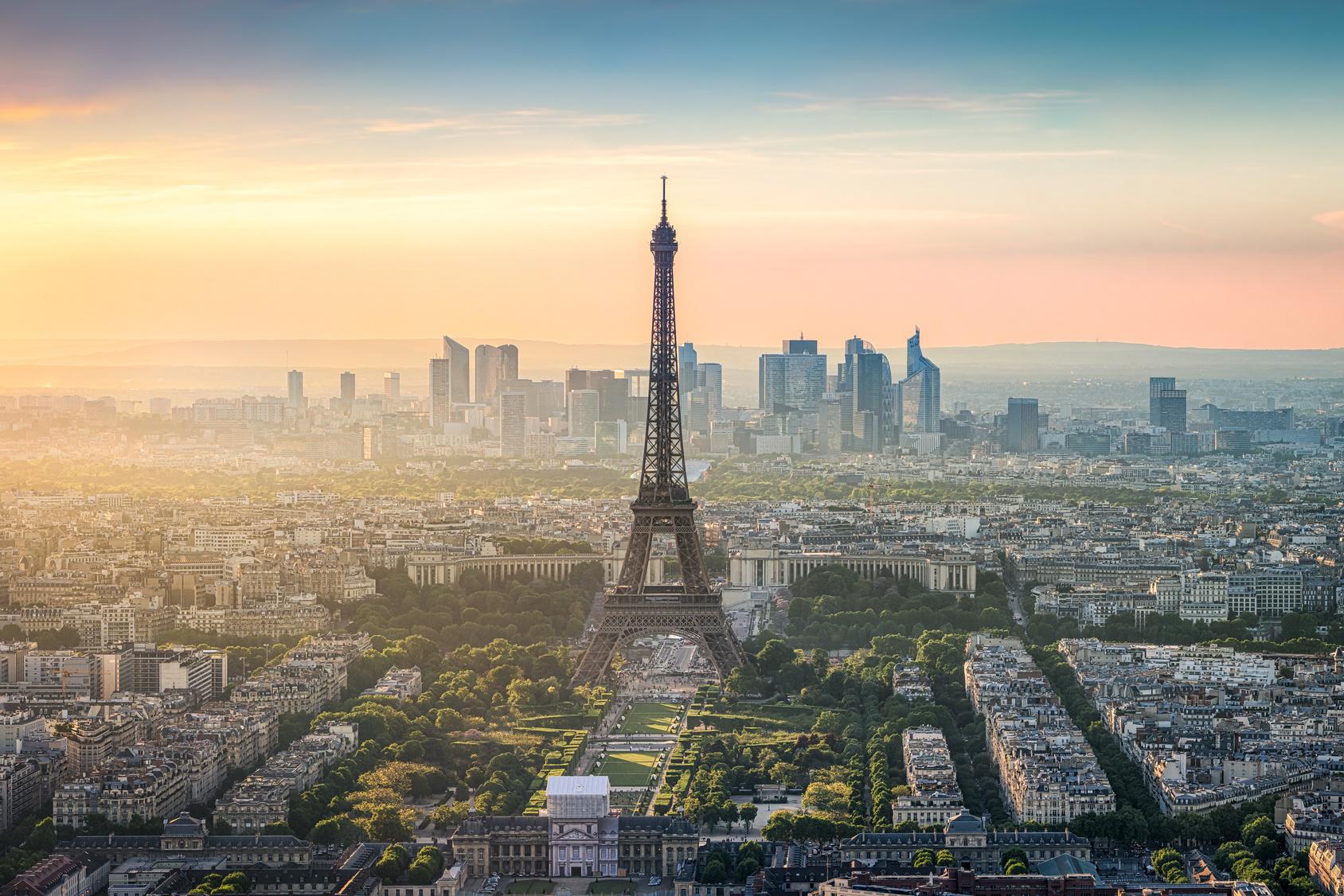 Paryż, Francja, zwiedzanie, podróż, urlop, wakacje, wymiana walut, Ekantor.pl
