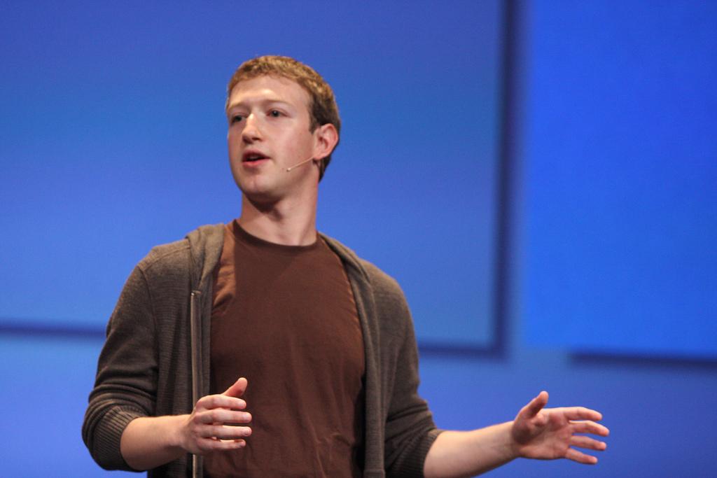 Mark Zuckerberg, Facebook, ludzie, top 10, wymiana walut, Ekantor.pl