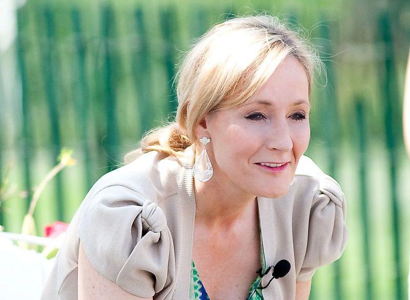 J.K.Rowling, inspiracje, wymiana walut, ekantor.pl