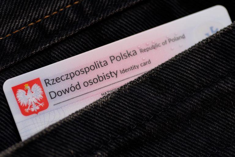 Dowód Osobisty, bezpieczeństwo, ochrona danych, dane osobowe, Ekantor.pl