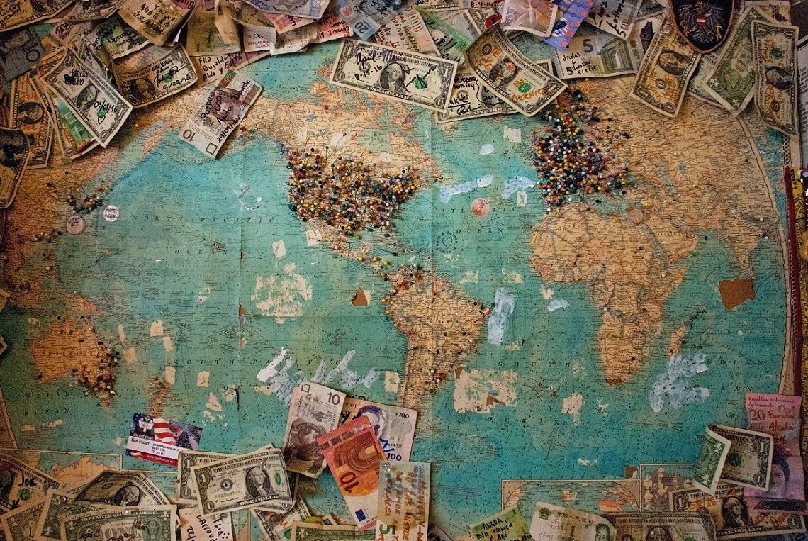 podróż, zwiedzanie, wymiana walut, kantor, kantor internetowy, Ekantor.pl