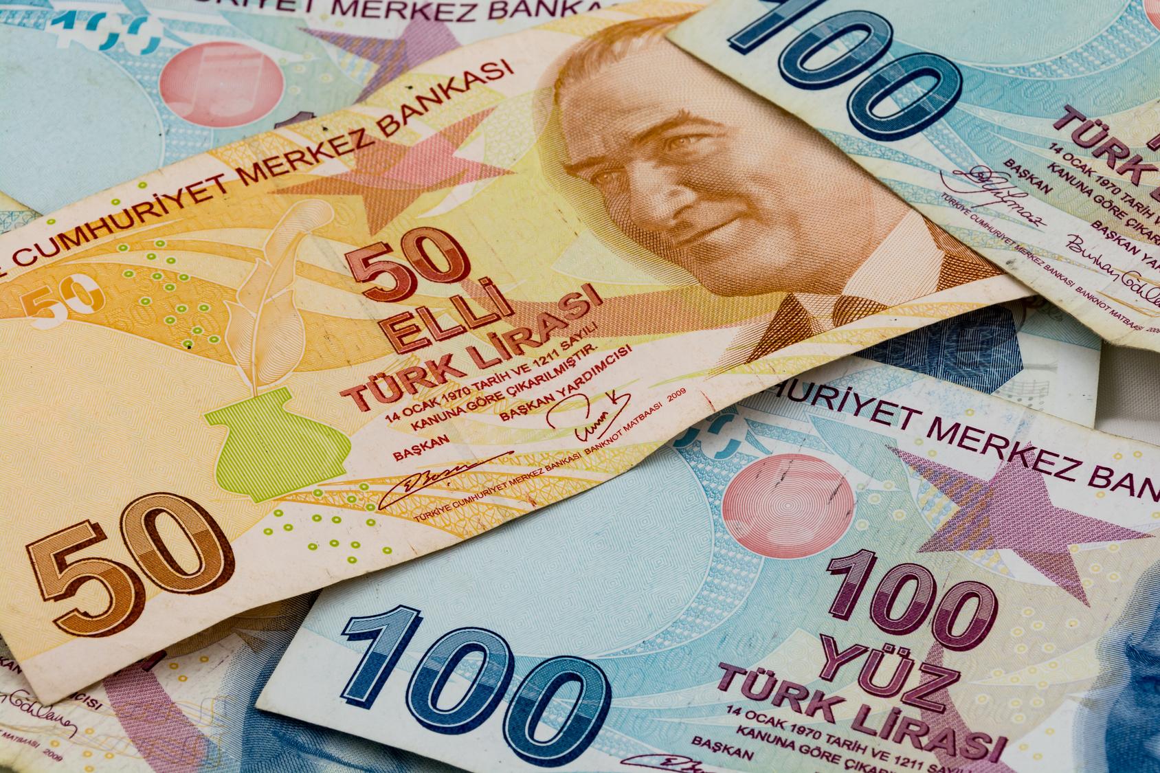Turcja, lira, lira turecka, waluta Turcji, kryzys, wymiana walut, Ekantor.pl