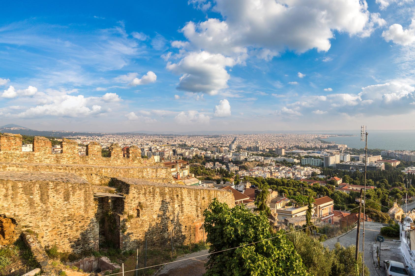 Saloniki, Grecja, zwiedzanie, turystyka, podróż, kantor internetowy, Ekantor.pl