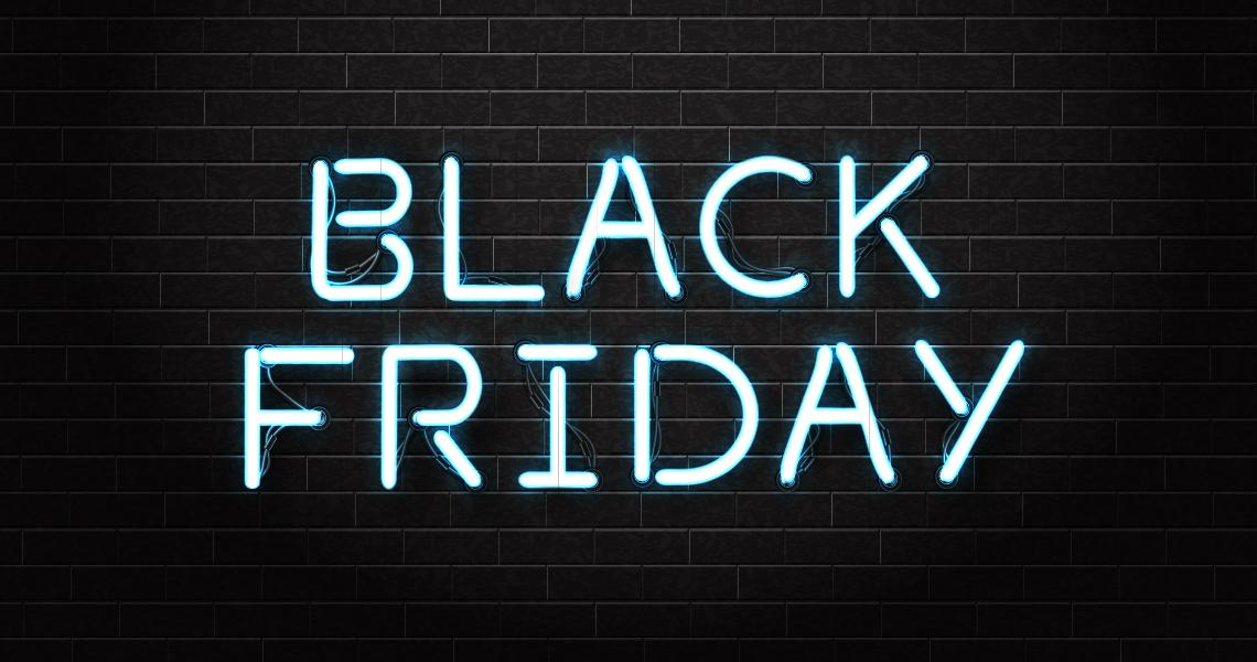 black friday, czarny piątek, promocje, wyprzedaż, wymiana walut, Ekantor.pl
