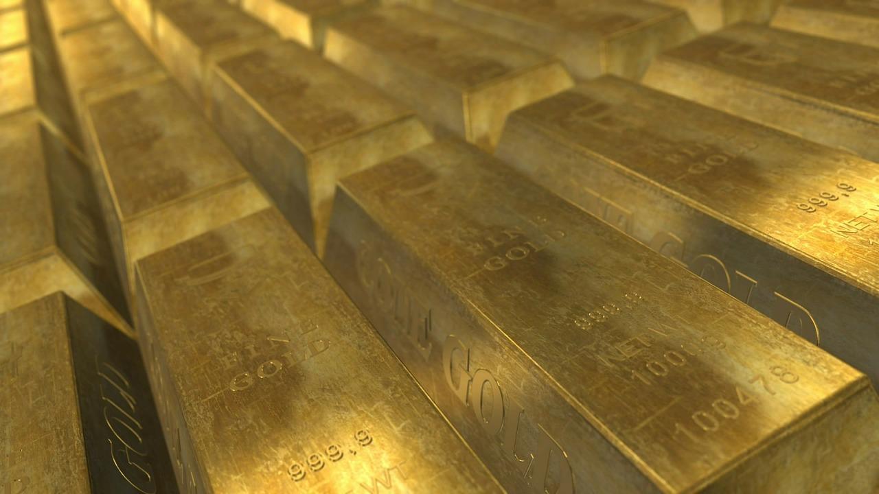 złoto, sztabki złota, NBP, Ekantor.pl