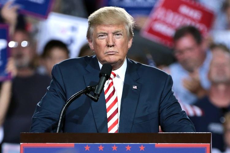 Donald Trump, prezydent USA, USA, Stany Zjednoczone, Ekantor.pl