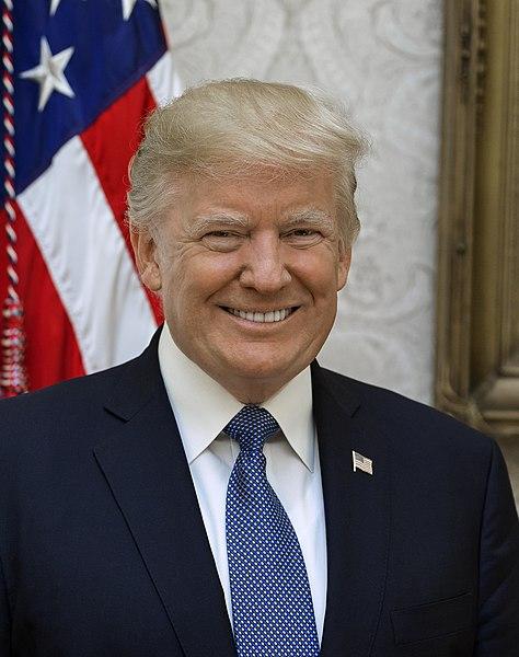 Donald_Trump_prezydent_USA_2016_Ekantor