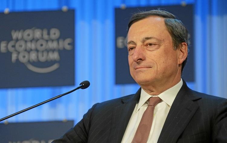 Mario Draghi, prezes ECB, Europejski Bank Centralny, wymiana walut, Ekantor.pl