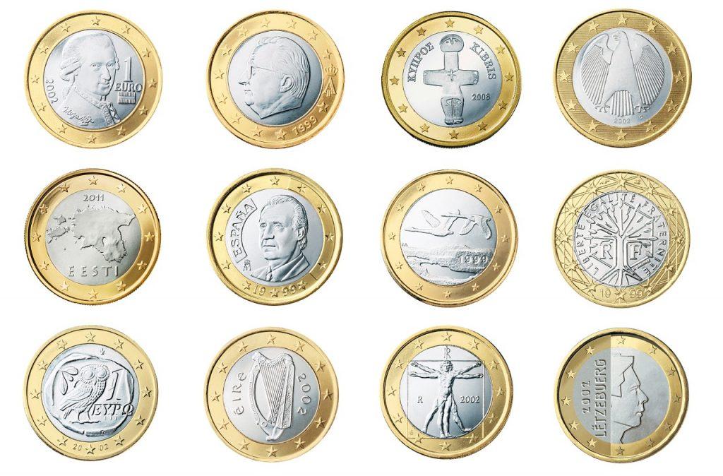 euro-monety-wzór-Ekantor-kantor internetowy-Ekantor.pl
