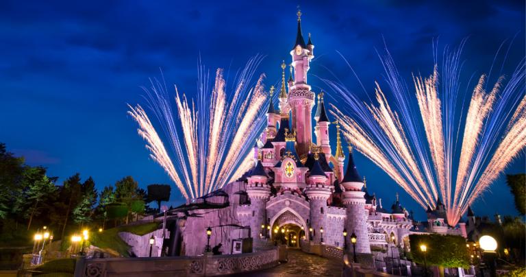 Disneyland Paris godziny otwarcia bilety ceny paryż