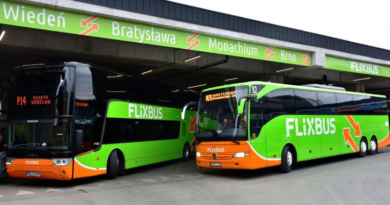 Jak tanio podróżować po Europie-flixbus-tanie autobusy-tanie pociagi-tanie loty-plan podrozy-ekantor.pl