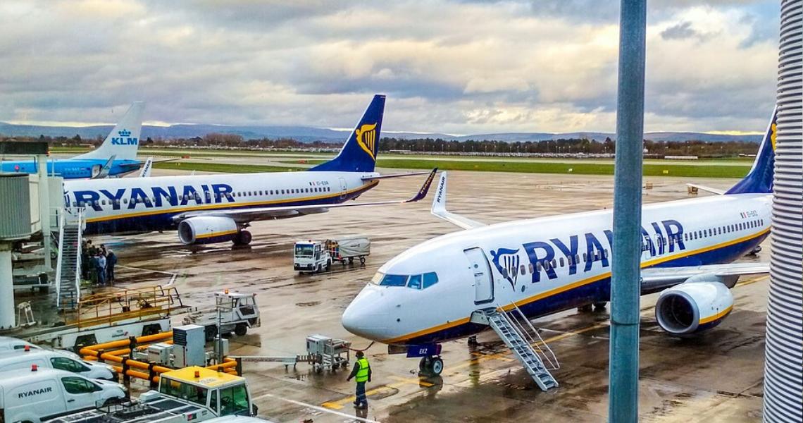 Jak tanio podróżować po Europie-tanie loty-bilety lotnicze-ryanair -ekantor.pl