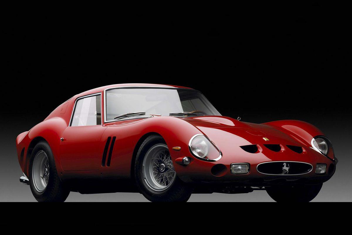 Ferrari 250 GTO - najdrozszy samochod swiata