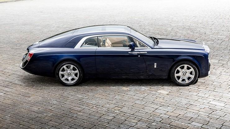Rolls-Royce`a Sweptail- najdrozszy samochod swiata