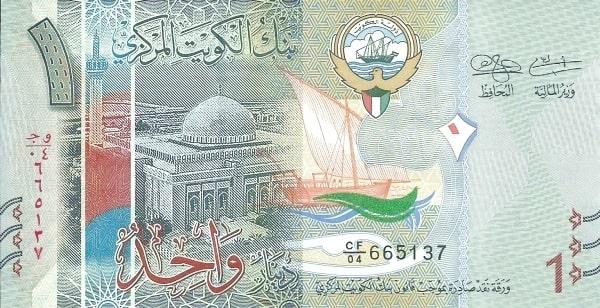Dinar kuwejcki