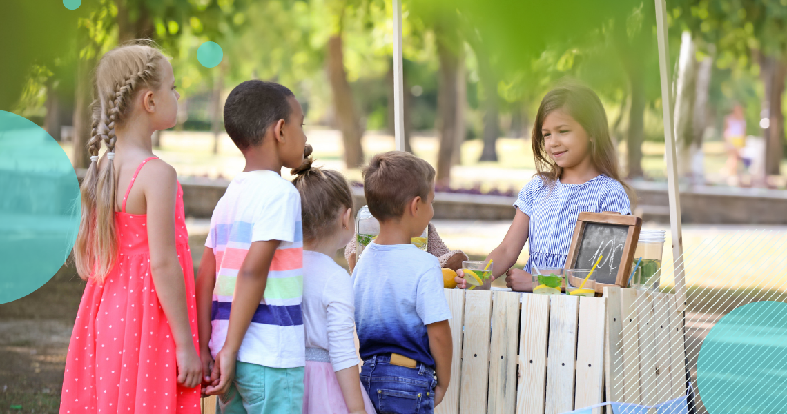 Jak uczyć dziecko przedsiębiorczości - przedsiebiorcze dziecko - cwiczenia - ekantor_pl